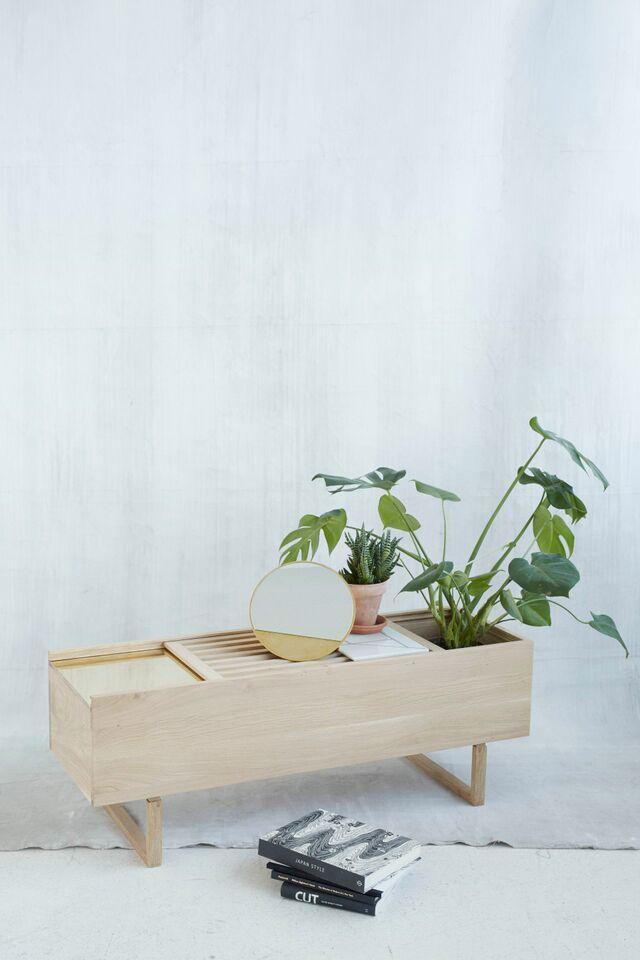 Stilren hutch med hållbar design av Kristina Dam // Skanska Nya Hem