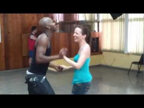 Cuban Salsa moves - YouTube