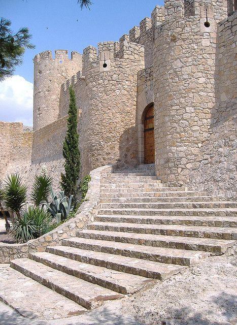 Castillo de Villena   Alicante, Spain
