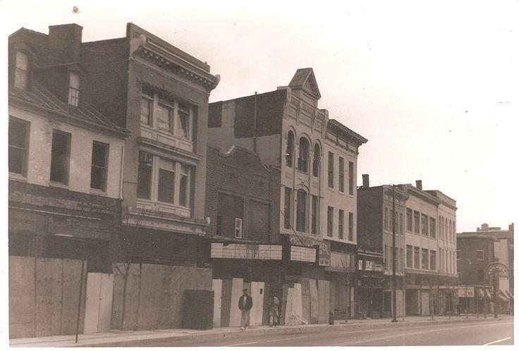 Baltimore City - Little Theatre, 523 north Howard Street