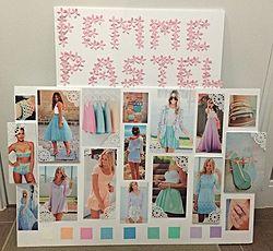 Femme Pastel for Spring/Summer