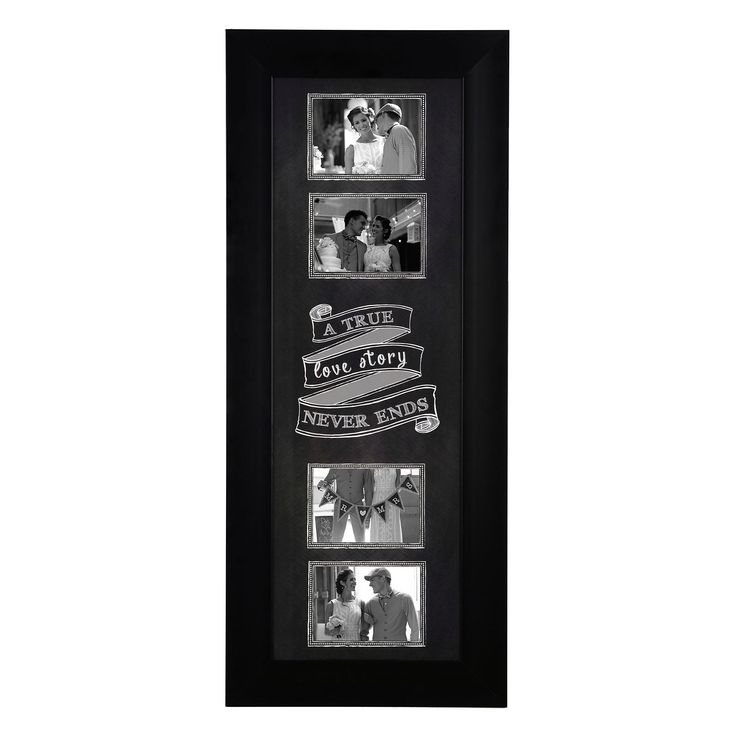 Love Story That Never Ends Collage Frame | Kirklands