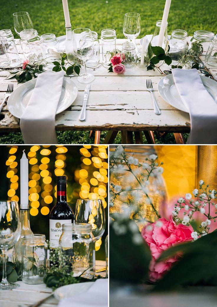 Kyle & Monique's Night-time Wedding | Runaway Romance