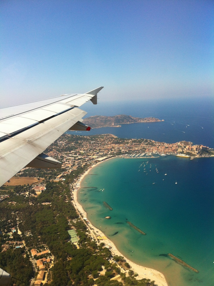 -dans les airs Corse-