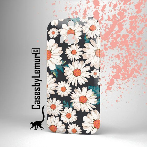 Hey, I found this really awesome Etsy listing at https://www.etsy.com/listing/228191249/daisy-htc-one-m9-case-htc-one-m8-case