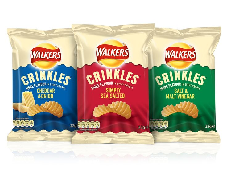 Walkers Crinkles
