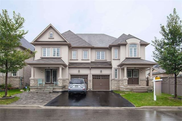 Semi-Detached #Homes for sale in #Brampton.Only 4Yrs New & Among The Largest Semis In The Neighbourhood, Nestled Among Million $ Homes. This Modern & Stylish 4Br Home Has Offers A Stone&Stucco Exterior W/Grand Double Dr Ent&Covered Porch. For more information, call #AJLambaTeam (905) 502-9944 or email us at info@ajlamba.com. #realestate #realtor #Property #invest #homebuying #homeforsale #estate #Price #Value #house #building #listing #gta #ontario #canada
