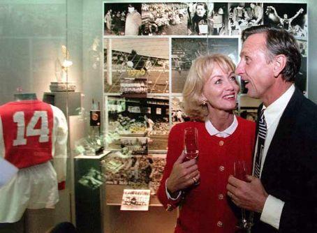 Johan Cruyff and danny cruyff