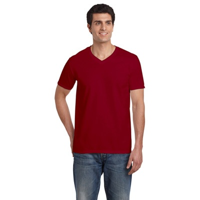 Adult Unisex V Neck Shirt Min 25 - This is a 100% Cotton Preshrunk Jersey Knit. Non topstitched 1.90cm rib knit collar Euro style fit in neck/shoulders/sleeves, Double needle sleeve and bottom hems. #GildanPrintedTShirts #CottonShirt #WomensCottonTShirt #MensCottonTShirt #UnisexCottonTShirt #KidsCottonTShirt #LongSleeveCottonTShirt #VNeckCottonTShirt #CottonTankTop #CottonTeeShirt #FemaleTankTop