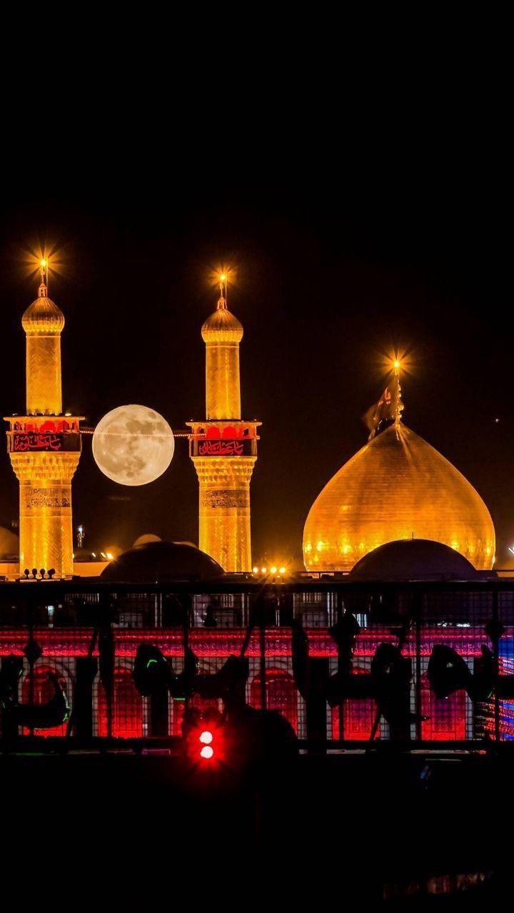 خلفية رائعة للهواتف المحمولة imam hussain wallpapers karbala photography hussain karbala imam hussain wallpapers