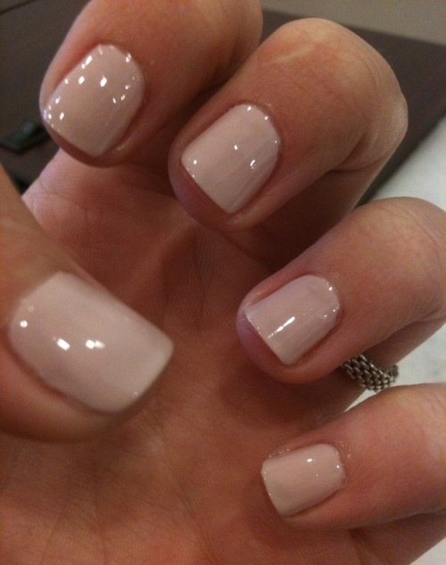 OPI has the best nudes. Year around fashion forward