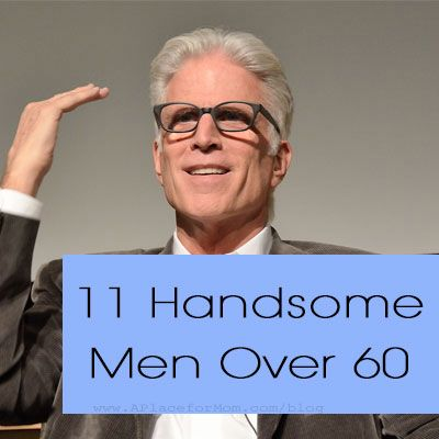 11 Most Handsome Men Over 60 - because there are some men who take care of themselves - too. However, it is shocking to watch so many men around one rapidly deteriorate past 50, and yet still have such high entitlement expectations. ~ Di.
