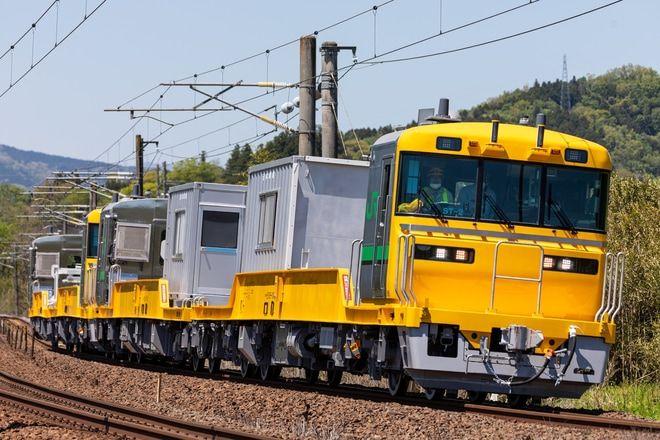 Jr東 キヤ195系 Stー2編成 Stー3編成試運転 鉄道 列車 写真