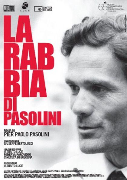 Un film di Giuseppe Bertolucci con . La rabbia di Pasolini in un'ipotesi di…