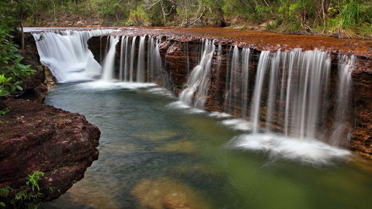 Fruit Bat Falls, Cape York, Queensland