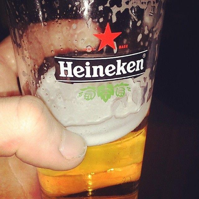 Heineken!