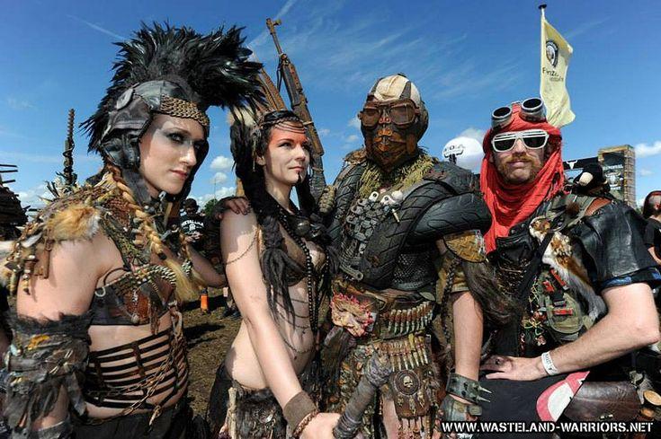 Wasteland Warriors by Wasteland-Warriors