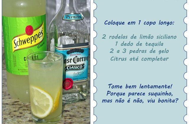 Citrus com Tequila – Panelaterapia