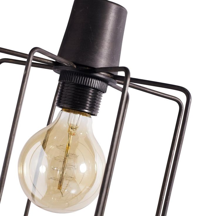 Loft Lamp Factory Iron