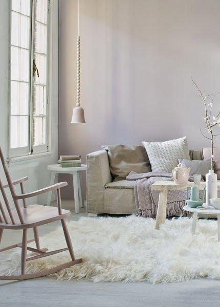 Inspiration / Pastel / VT Wonen via Atelier Rue Verte