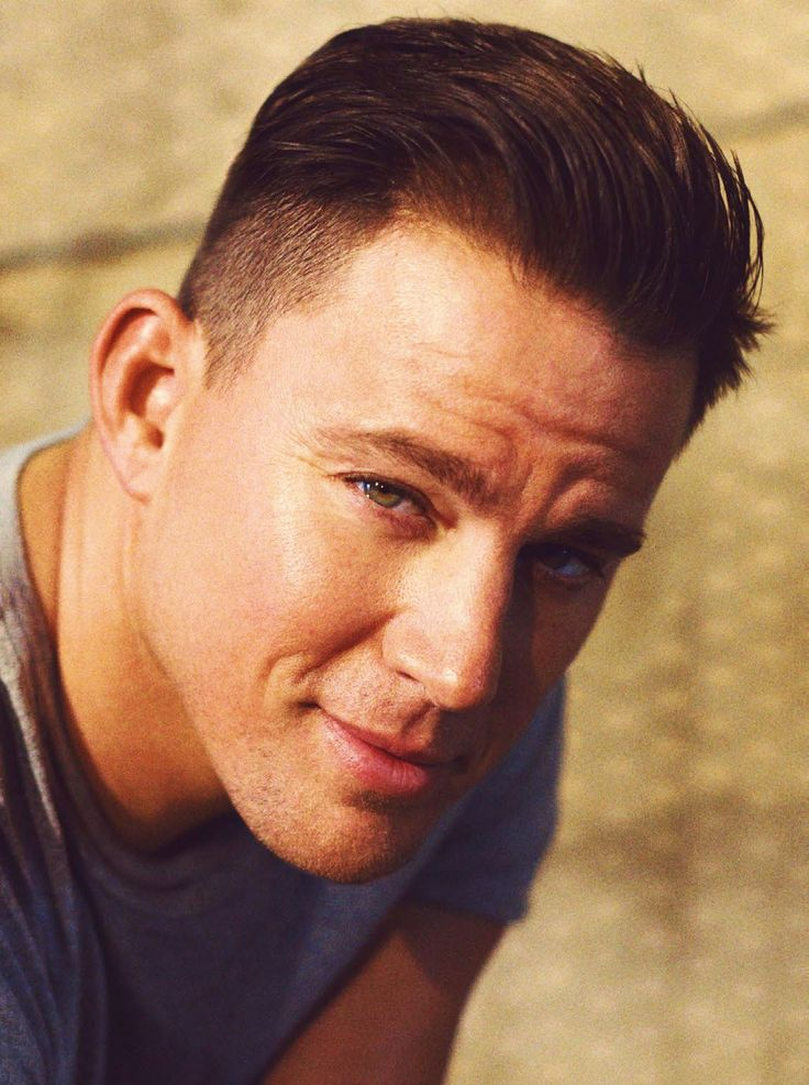 Channing Tatum photoshoot 2015
