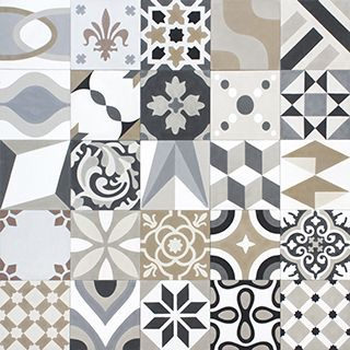 1000 ideas about patchwork tiles on pinterest tile encaustic tile and cem - Carreaux ciment patchwork ...