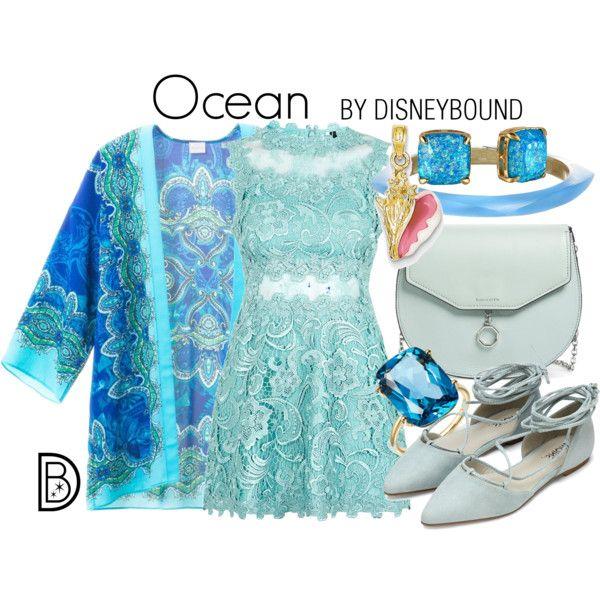 Disney Bound - Ocean