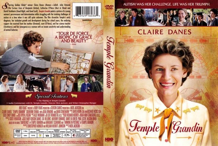 Http Www Dvd Covers Org D 98675 3 Temple Grandin English F Jpg Temple Grandin Temple Grandin Movie Dr Temple Grandin