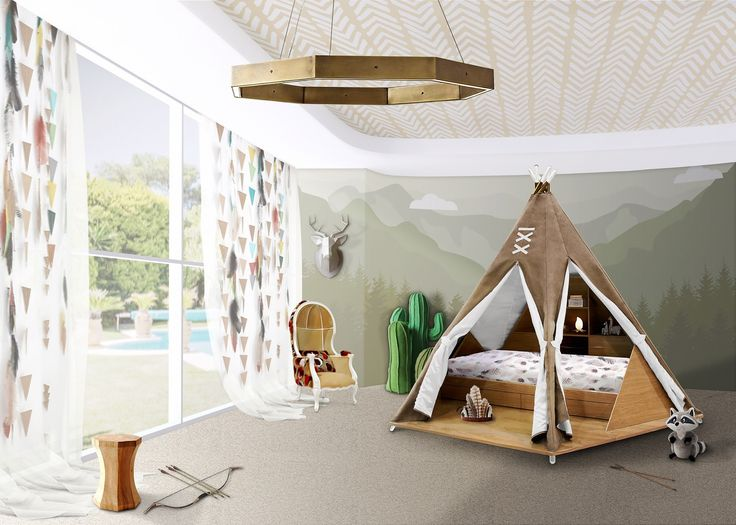 CIRCU's world is a world full of magic and fantasy, where children dreams turn into reality. Their furniture design is definitely something to get inspired by don't you think?