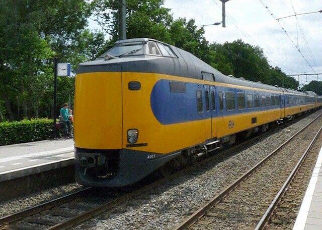 NS Koploper trein