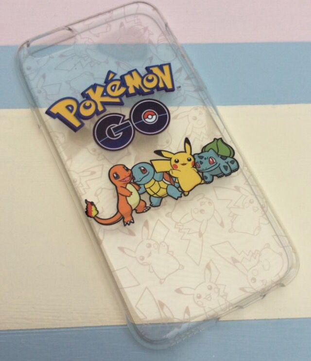 iPhone 6/6s Soft Silicon Gel Mobile Phone Case - Pokemon Go #iphone #iphone6s #iphone6 #mobilephone #phone #pokemongo #pokemon #christmas #xmas #present http://m.ebay.co.uk/itm/iPhone-6-6s-Mobile-Phone-Soft-Silicon-Gel-Protective-Case-Pokemon-Go-Xmas-/282142636161?nav=SELLING_ACTIVE