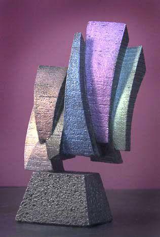 Family - Abstract Sculpture by Richard Arfsten