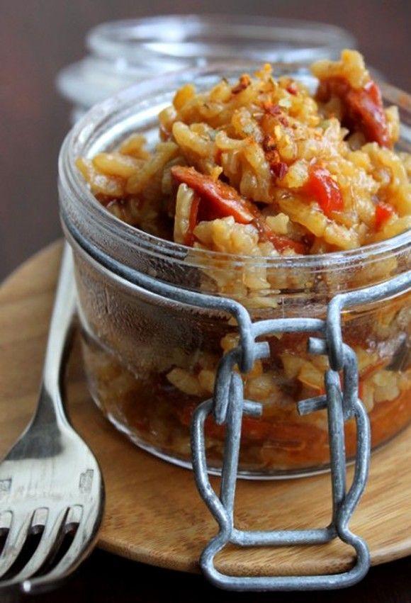 How to cook Risotto Recipe – Chorizo Risotto recipe – Easy Healthy Chorizo Risotto — Eat Well 101