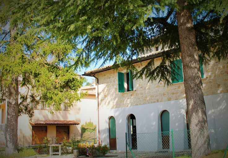 Casa Amabile Recently Restored Is A Relaxing And Cosy Place Close To All Umbrian BeautyHoliday Rental in Montesanto di Sellano from @HomeAwayUK #holiday #rental #travel #homeaway