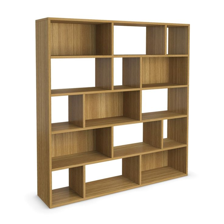 Jitona Everyday Jazz Oak Large Asymmetric Shelf | The Phoenix | Pinterest |  Jazz, Shelves And Room Divider Shelves