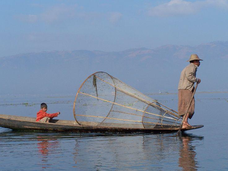 Lago Inle e dintorni