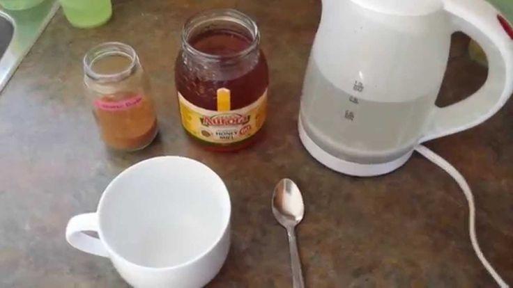 Lose Weight - Cinnamon + Honey