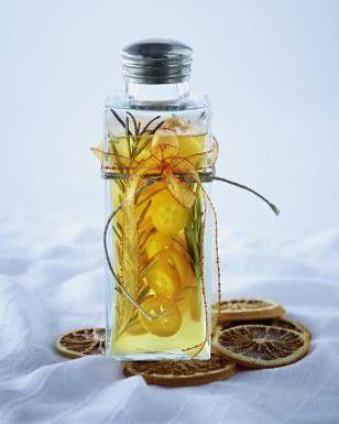 Orange Vinegar Recipe