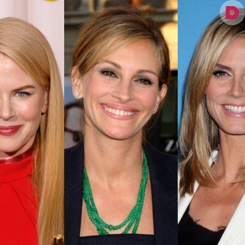 Николь Кидман, Ким Кэттролл, Хайди Клум и Джулия Робертс <br /> без ума от диеты, которая делает их не только стройнее, но <br /> и моложе!