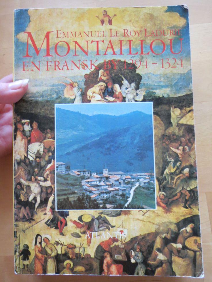 """Emmanuel le Roy Ladurie – """"Montaillou"""""""
