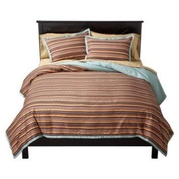 Amazon.com: Missoni for Target Colore Mini Chevron King Duvet Cpver and Shams Set: Bedding & Bath