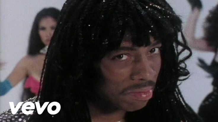 Rick James - Super Freak--Love seeing Cheryl Song!