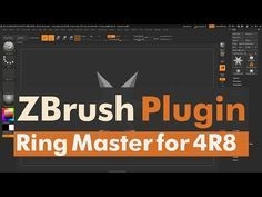 Vector Displacement Mesh Brushes In Zbrush 4R8 - YouTube
