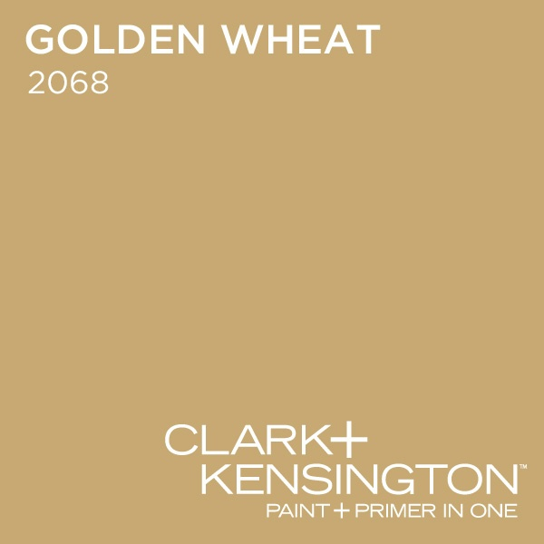 Golden Wheat 2068 By Clark Kensington Paint Colors In 2018 Pinterest Kitchen And Bathroom