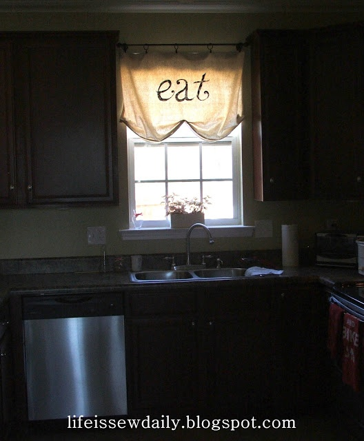 1000+ Images About Kitchen Curtains On Pinterest