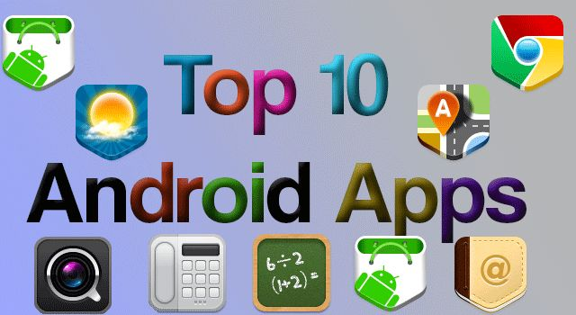 Free Android Apps: Must Have on Your Mobile I iclickinfo