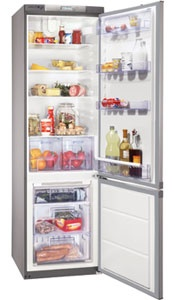 £388 Slimline fridge freezer ZRB939NX2