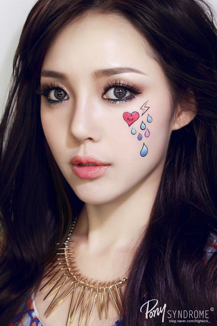 Party Makeup (ud30cud2f0 Uba54uc774ud06cuc5c5) By PONY (ud3ecub2c8) | Make Up | Pinterest | Doll Makeup Instagram And Glow