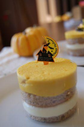 「●[ハロウィン]かぼちゃのケーキ♪」torico | お菓子・パンのレシピや作り方【corecle*コレクル】