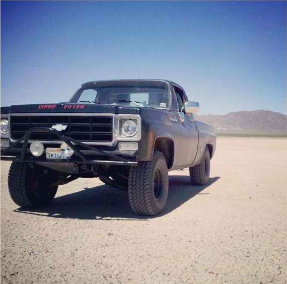 My 78 C10 Prerunner Cars And Trucks Pinterest